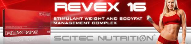 Scitec Nutrition Revex-16