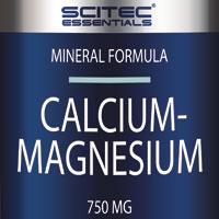 Scitec Essentials Calcium-Magnesium