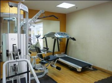 Fitnessraum im eigenen Zuhause