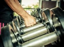 Muskeltraining für den Muskelaufbau
