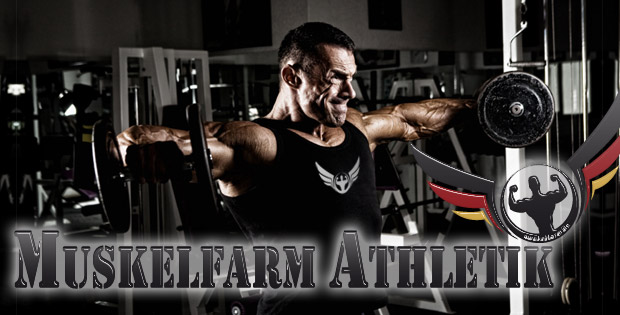 Muskelfarm Athletik - Sportnahrung und Fitness-Blog