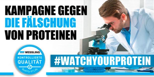 #watchyourprotein