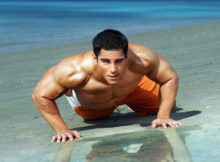 Muskelaufbau im Sommer